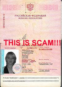 Russian Scams Not And 34